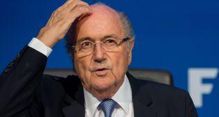 Putin recibirá a Blatter el sábado en San Petersburgo