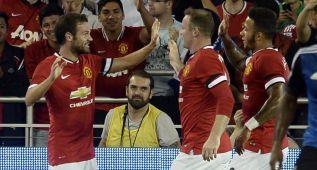 Mata, Depay y Pereira dan al United un triunfo cómodo