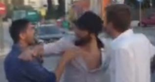 """Higuaín se pelea con un joven al escuchar: """"No metes un penalti"""""""