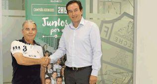 José Alberola, nuevo vicepresidente del Elche