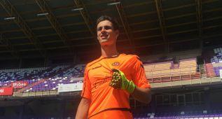 Kepa da un paso más en su carrera llegando al Valladolid
