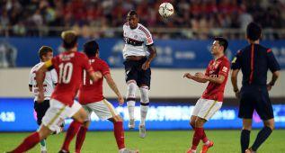 Un mal Bayern pierde en los penaltis contra el Guangzhou