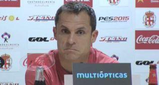 """Sergi: """"Para volver a Primera tenemos un bloque importante"""""""