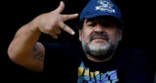 """Maradona: """"El partido debería repetirse y echar al árbitro"""""""