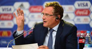 Valcke: 'El nuevo presidente debe tener un nuevo secretario'