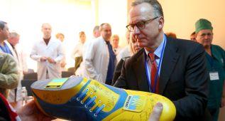 Rummenigge propone el fin de la venta centralizada en su país