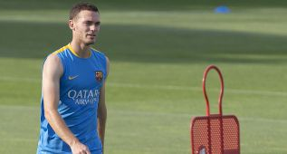"""Vermaelen: """"No me siento ganador del triplete del Barça"""""""