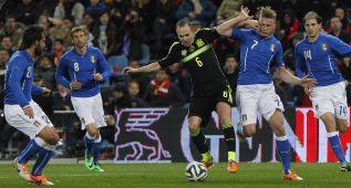 El Italia-España, el 6-10-2016 y la vuelta será el 2-09-2017
