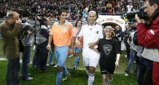 """Pires: """"Habría que inventar un adjetivo para Zidane"""""""