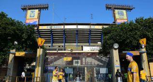 Tigres espera a River con estadio lleno en Monterrey
