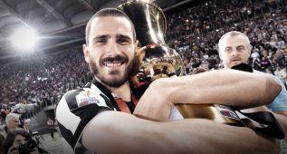 Leonardo Bonucci renueva con la Juventus hasta el año 2020