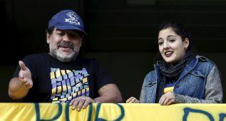 """Maradona: """"Pónganselo en la cabeza, no estoy deprimido"""""""