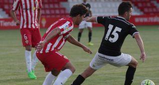 Sesiones AFE consigue en Mareo un empate ante el Almería