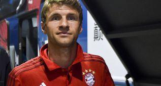 """El Bayern calla los rumores y declara a Müller """"intransferible"""""""
