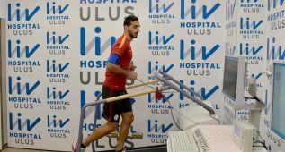 José Rodríguez pasó el examen médico con el Galatasaray