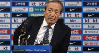 Chung Mong-joon, candidato en las elecciones de la FIFA
