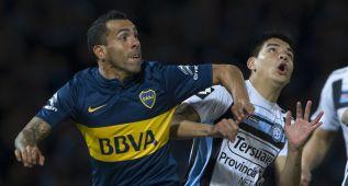 """Tévez, sobre River y la Copa Libertadores: """"Yo ya la tengo"""""""