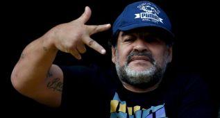 """Maradona: """"Quiero presidir la FIFA para acabar con la mafia"""""""