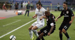 Benzema, Cristiano Ronaldo y Gareth Bale no coordinan bien