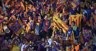 El Barça retrocede: no recurre la sanción UEFA de las esteladas