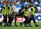 Khedira empieza en la Juve como acabó: lesionado un mes