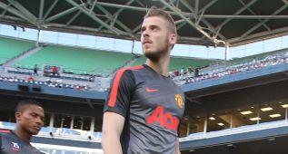 Van Gaal exige al Manchester United que venda ya a De Gea