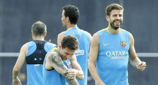 Messi, Neymar, Mascherano y Alves no viajan a Florencia