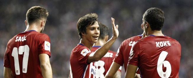 Óliver y Carrasco gustan y el Atlético gana en los penaltis