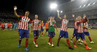 1x1 del Atlético: los 'bajitos' piden paso a Simeone