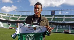 Rodrigues rescinde su contrato con el Elche y queda libre