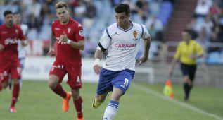 Jaime está ahora a un paso del Real Zaragoza