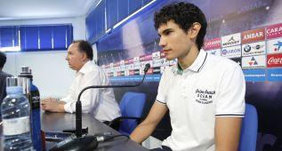 """Vallejo: """"El Madrid es la decisión más importante de mi vida"""""""