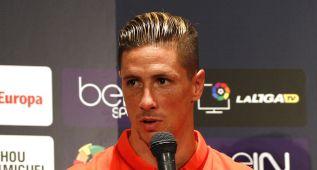 """Torres: """"En ningún país gané la Liga y quiero ganarla en España"""""""