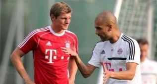 """Kroos: """"Feliz de volver a Múnich, tengo grandes recuerdos"""""""
