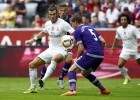 James y Bale guían al Madrid a la final de la Audi Cup