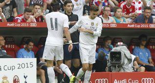 Marco Asensio y Borja Mayoral debutaron con el Madrid