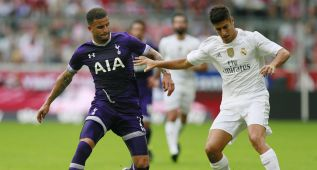 """Marco Asensio: """"Yo he venido al Real Madrid a quedarme"""""""