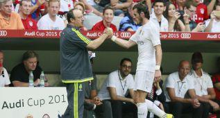 """Bale quiere ser mediapunta: """"Estoy cómodo en esa posición"""""""