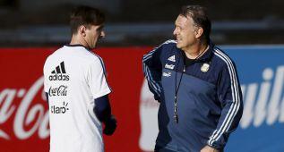 """Martino: """"Si fuese Messi ya habría dejado de jugar con Argentina"""""""