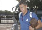 Héctor Moreno se ausenta del entrenamiento, camino del PSV