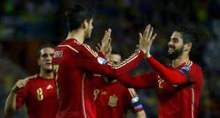 España asciende al puesto 11 del ranking FIFA en Agosto