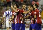 Atlético-Real Sociedad en imágenes