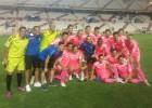 El Oviedo se lleva el Trofeo de Vallecas en los penaltis