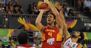 La Selección no es la favorita para ganar el Eurobasket