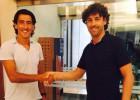 Pedro Ríos, petición de Oltra, firma por dos temporadas