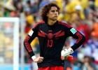 México convoca a Ochoa pese a que no juega con el Málaga