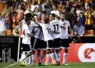 El Valencia, rumbo a Champions