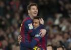 Messi, a Pedro: