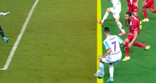 Inicio con polémica: gol mal anulado a Charles en el 87'