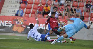 Abdón Prats evita el primer triunfo del Zaragoza